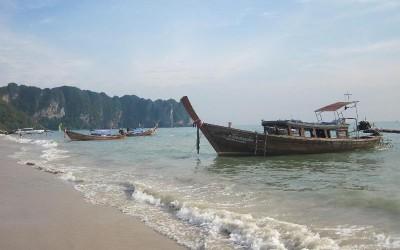 Tajlandia - Gdzies w Krabi